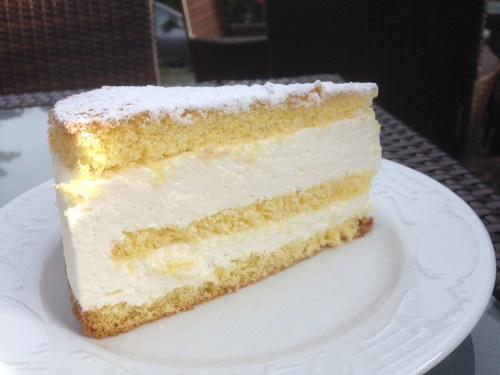 Klaus's cheesecake
