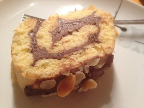 Coralie's birthday cake