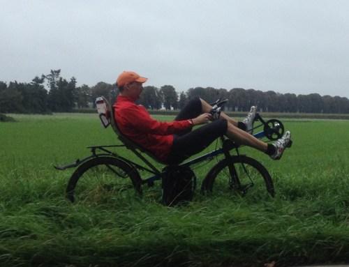 Morten riding
