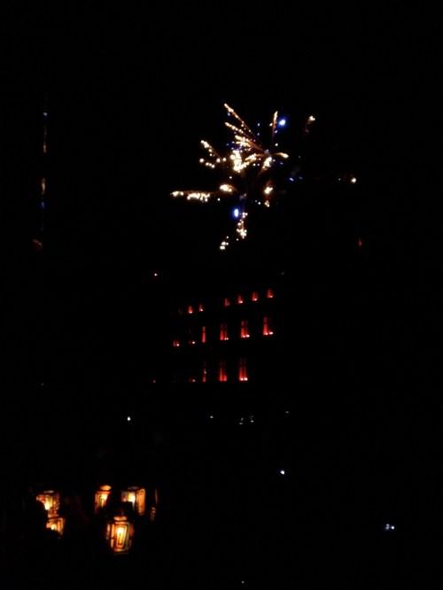 Sankt Martin Fireworks 1