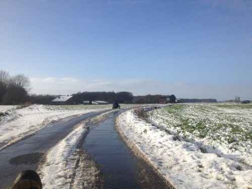 Snowy Ride 3