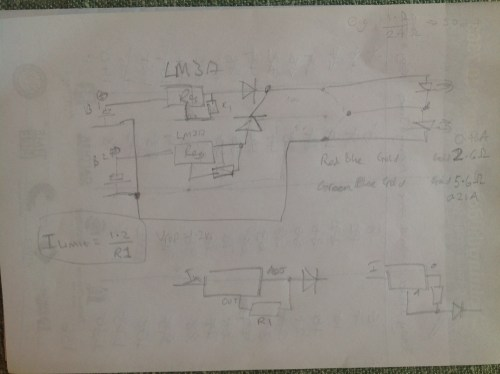 James's circuit diagram
