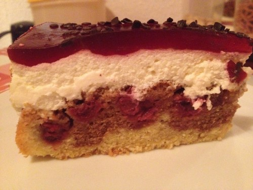 cheesecake from Gudula
