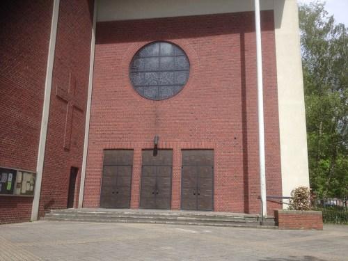 Herz Jesu Kirche Duelken 1