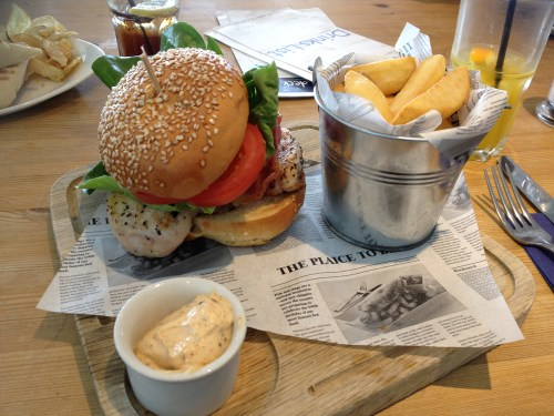 Beach Hut Burger