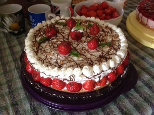 Carole's cake