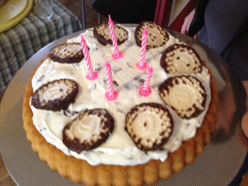 Dickmanns Cake