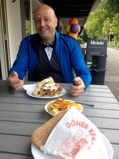 Jochen and Kebab