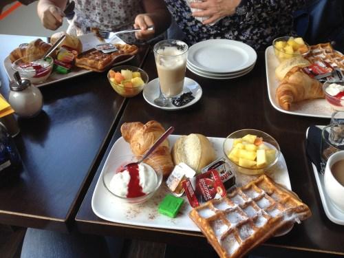 Mokka breakfast
