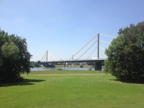 Rhein bridge