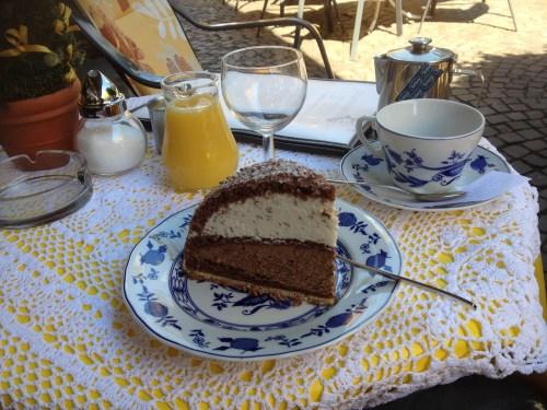 Straciatella Kuchen 1