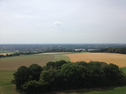 View towards Sonsbeck