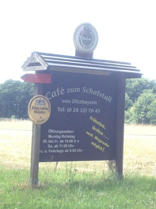 Cafe Schafstall