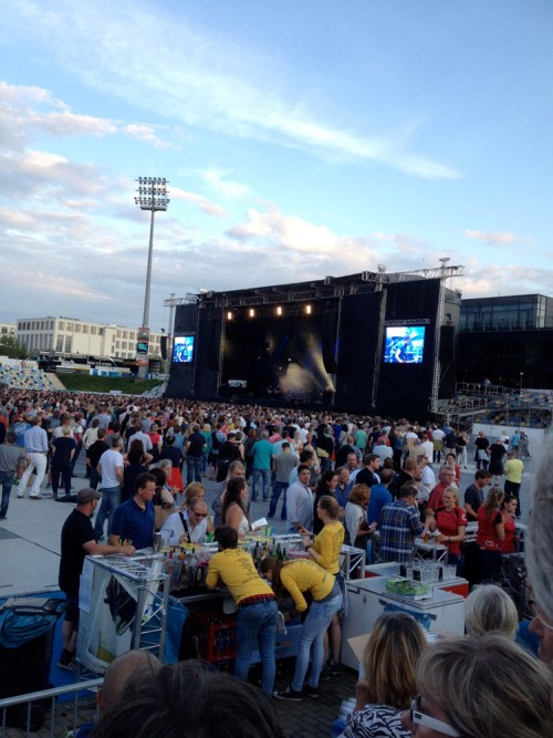 Sting concert 1