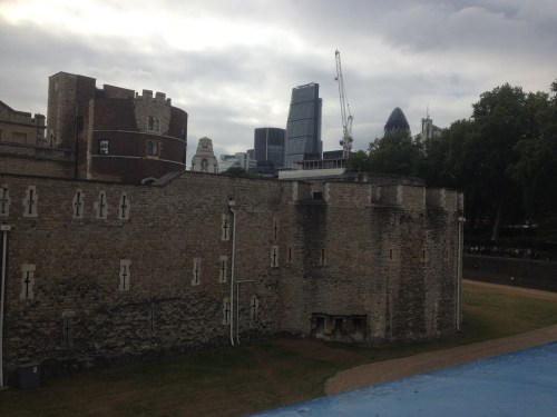 Tower and Cheesegrater