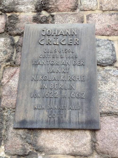 Johann Crueger Church 2