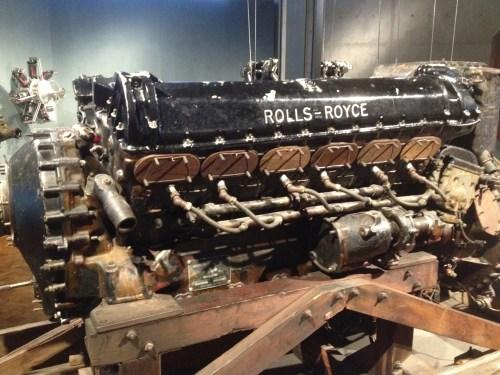 Rolls Royce Merlin Engine 1