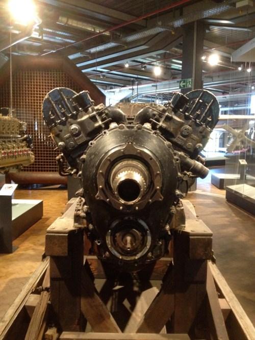 Rolls Royce Merlin Engine 2