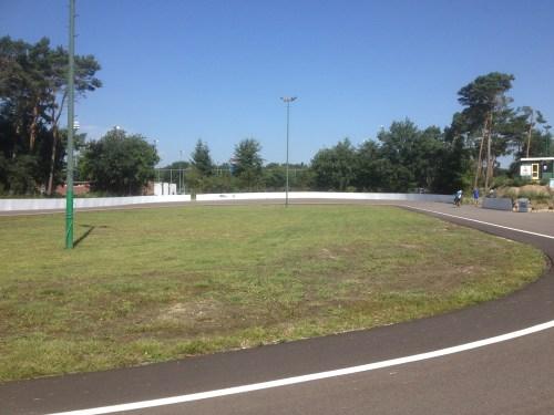 Smaller velodrome