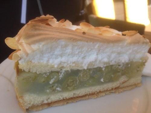 Stachelbeer cake