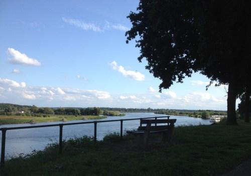 View towards Roermond