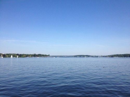 Wannsee Boat Trip 1