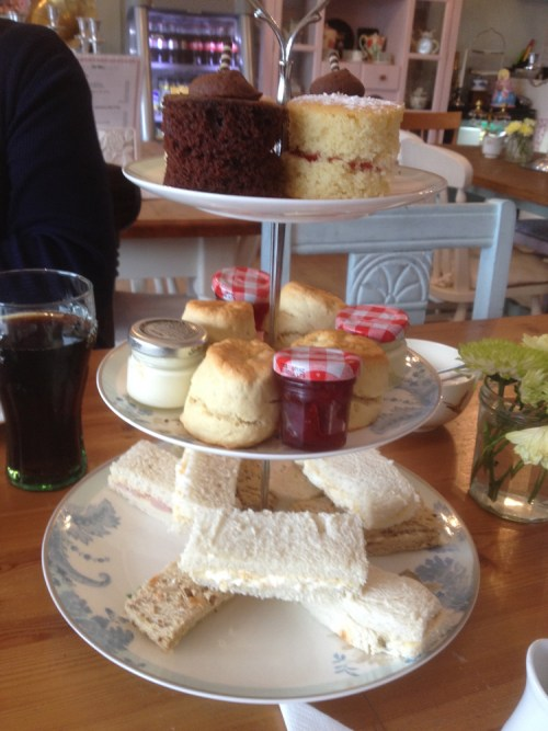 Afternoon Tea 1