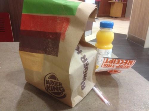 Burger King at Dover