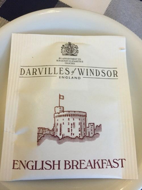 Royals Teabag