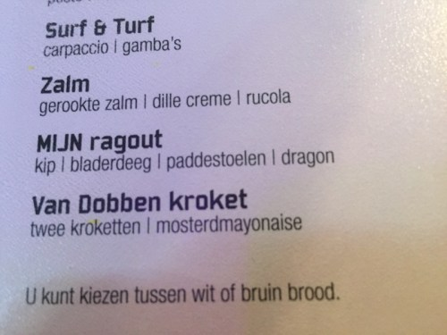Dragon for dinner