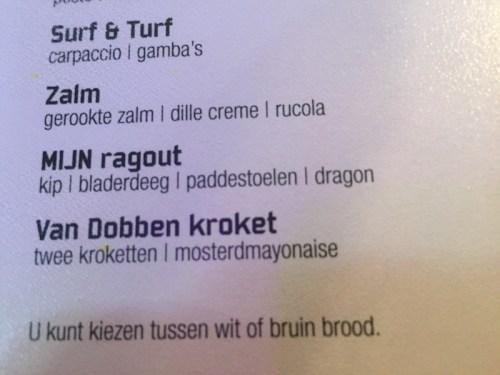 Dragon for dinner