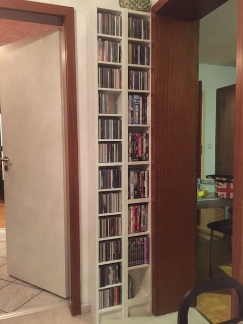 Gradby Bookshelf