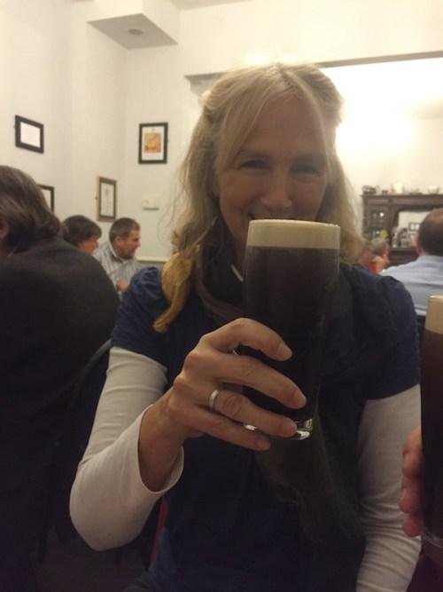 Gudula and Guinness