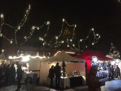 Kempen Weihnachtsmarkt 1