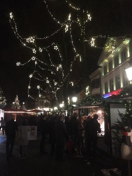 Kempen Weihnachtsmarkt 2