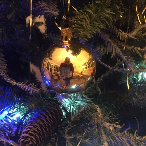 Me in a bauble 2