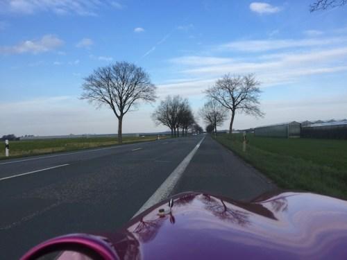 Velomobile route