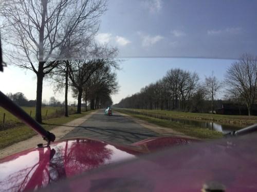 Following the Strada