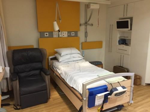 Hospice bay