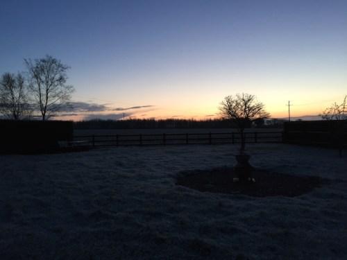 Morning in Witnesham
