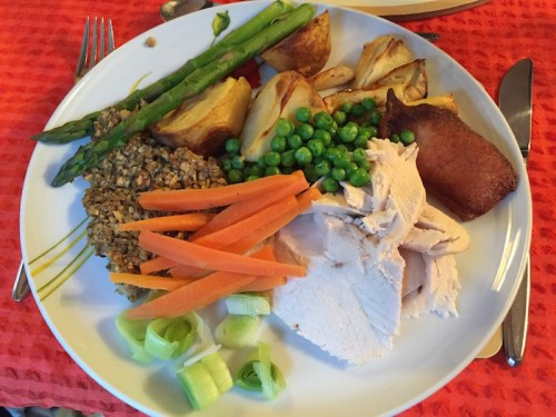 Mothering SUnday lunch