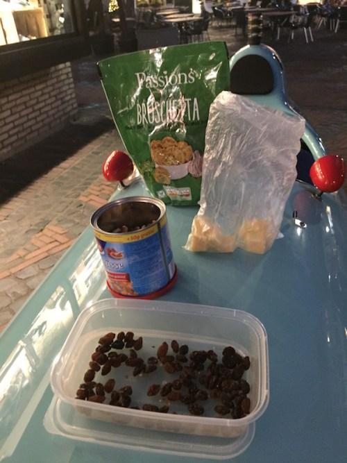 Straelen food stop