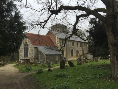 Witnesham Church