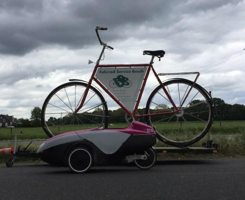 Giant bike 1