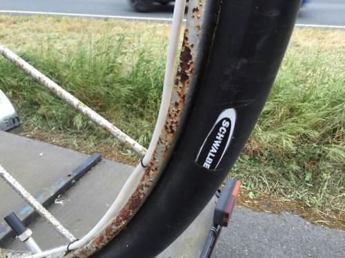 Giant bike schwalbe
