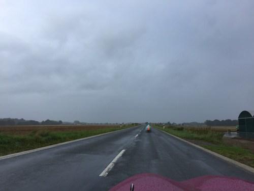 Heading to Geldern