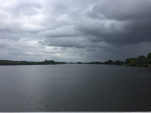 Oppressive clouds