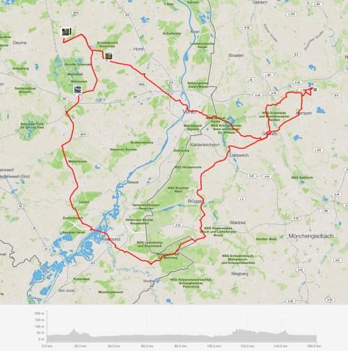 Track to Ysselsteyn