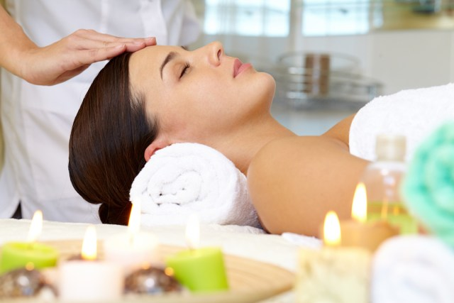 Relax Stress Acne Skin Natural Treatment Skincare