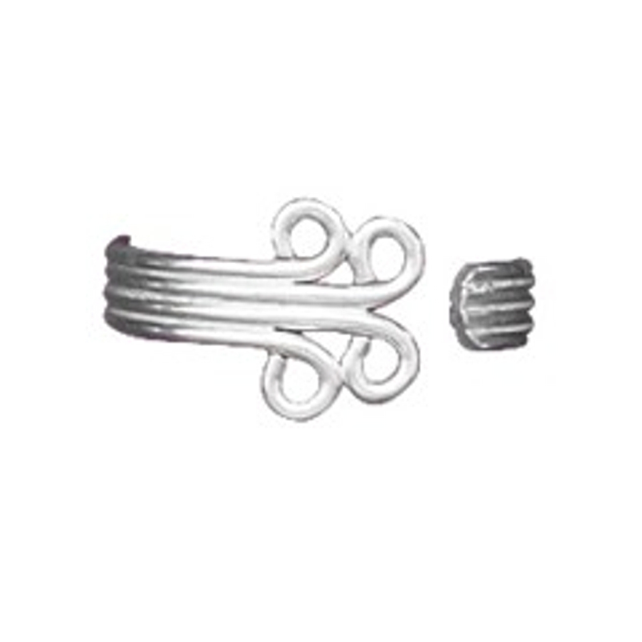 Sterling Silver 2mm Thin Plain Band Ring Auntie S